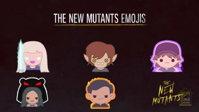 The New Mutants Fecha Estreno Emojis