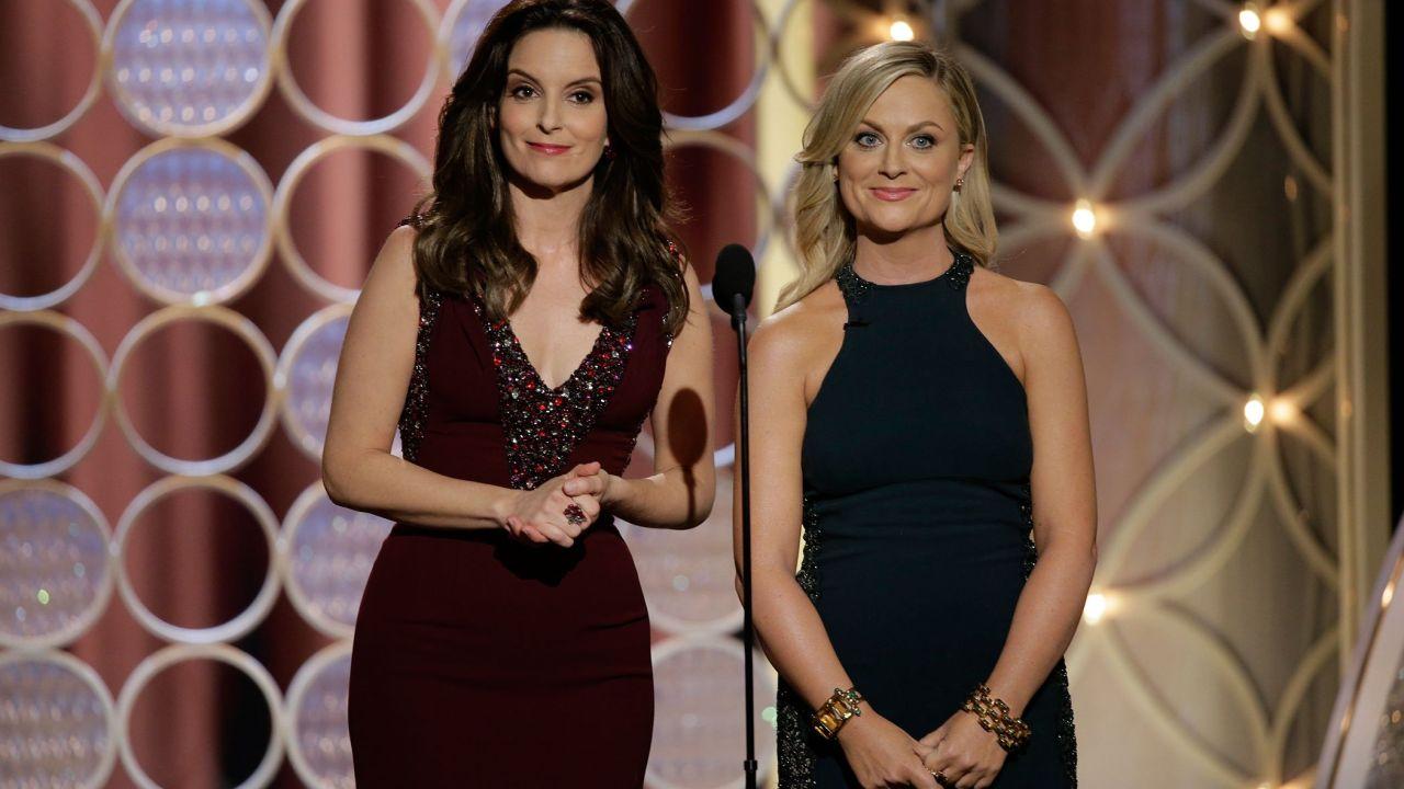 Tina Fey, Amy Poehler, Golden Globes 2021