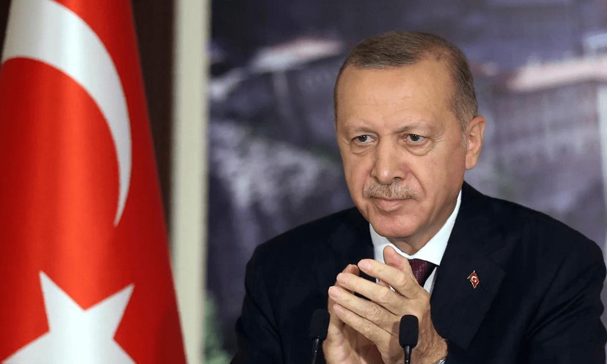 Turquía Recep Tayyip Erdogan