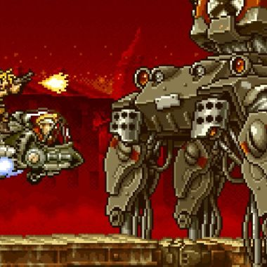 Twitch Metal Slug 2 SNK