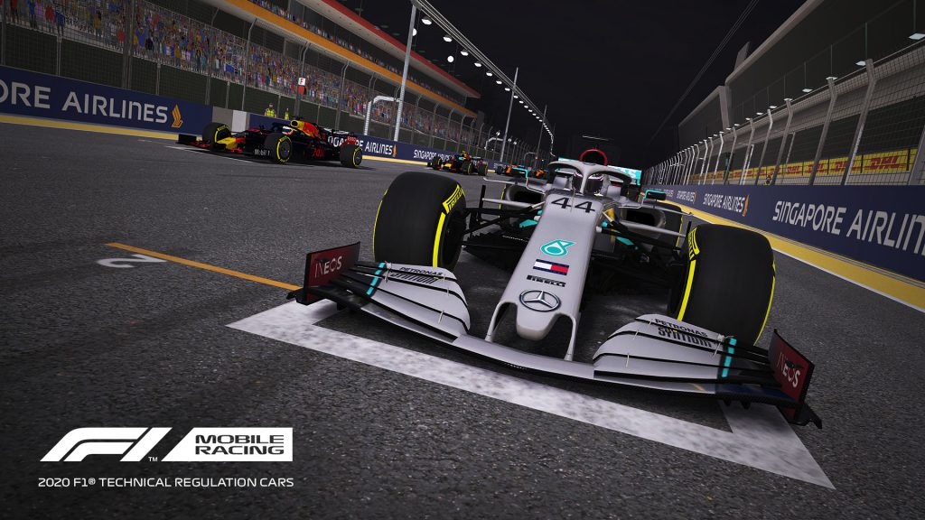 Imagen Videojuego F1 2020