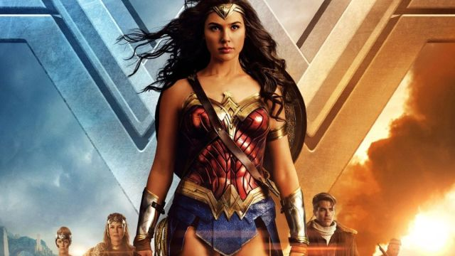 Wonder Woman Anime Mujer Maravilla