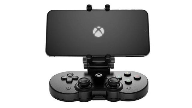Xbox 8BitDo Control Project xCloud