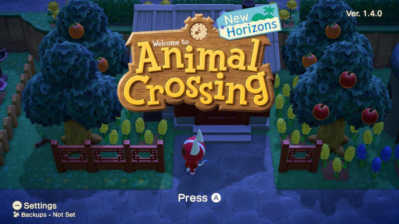Cómo subir tu isla a la nube en Animal Crossing New Horizons