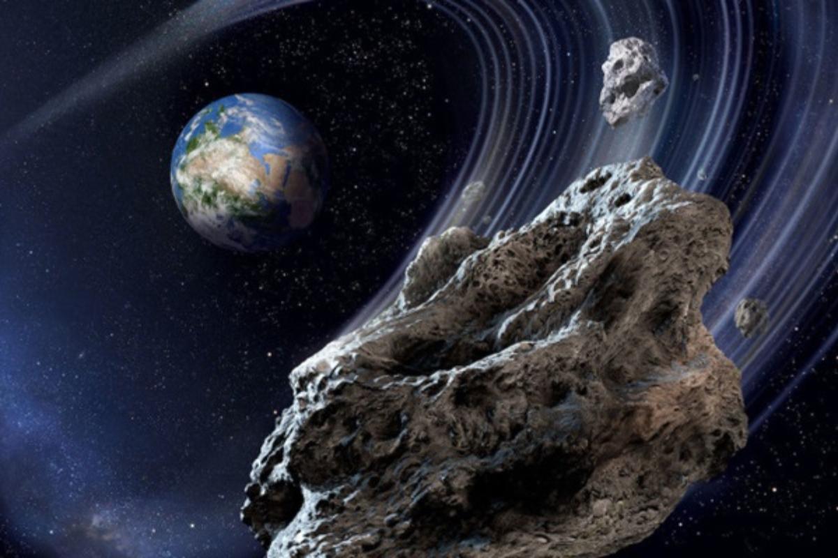 Cinco asteroides pasarán cerca de la Tierra esta semana — NASA