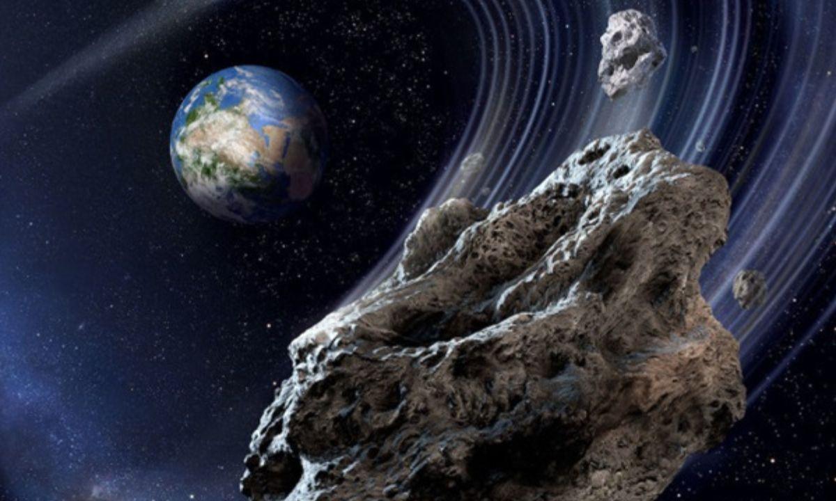 NASA advierte por asteroides que pasarán cerca de la Tierra