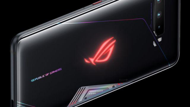Asus ROG Phone 3 especificaciones y posible precio en México