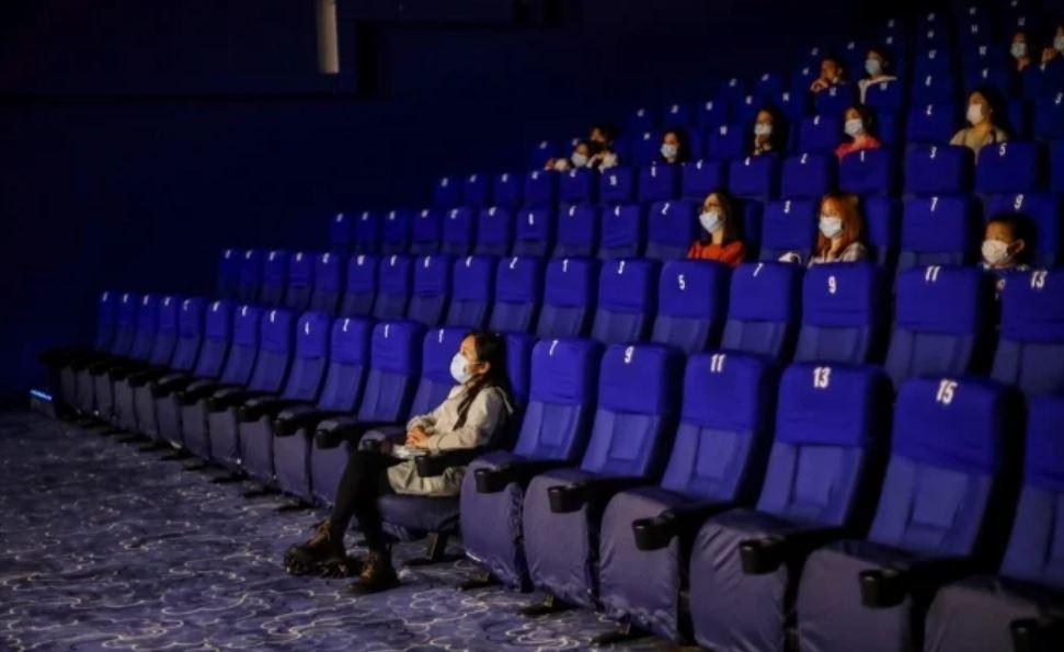 Medidas de seguridad en cines de CDMX para cuando abran