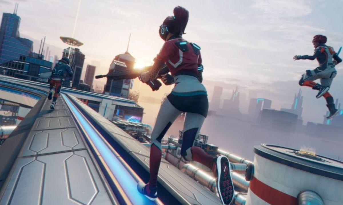 Ubisoft lanza Hyper Scape, un nuevo battle royal gratuito