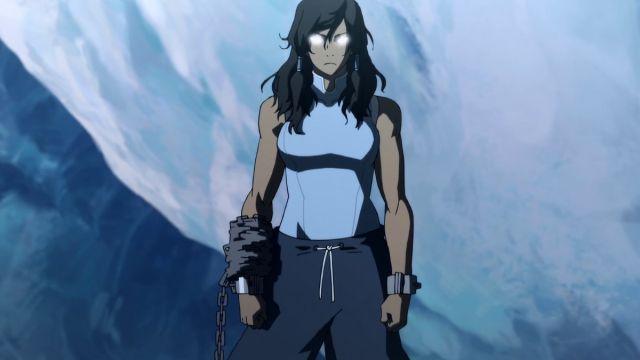 La leyenda de Korra, Avatar, Netflix