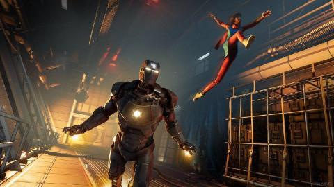 Nuevo trailer de Marvel's Avengers presenta a la organización AIM