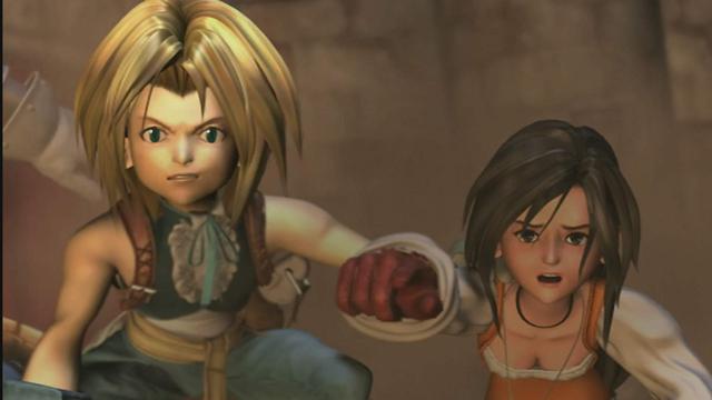 Final Fantasy IX regresa a esa sensación tan familiar que se había dejado un poco de lado en títulos previos