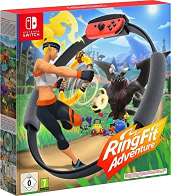 Ring Fit Adventure, Nintendo