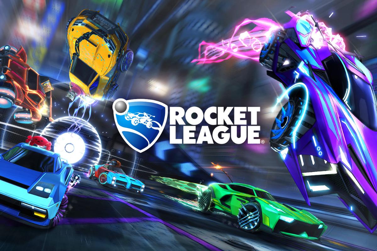 Rocket League Epic Games Store