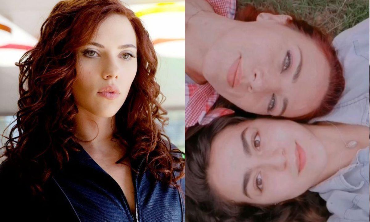 Encuentran a doble mexicana de Scarlett Johansson en TikTok