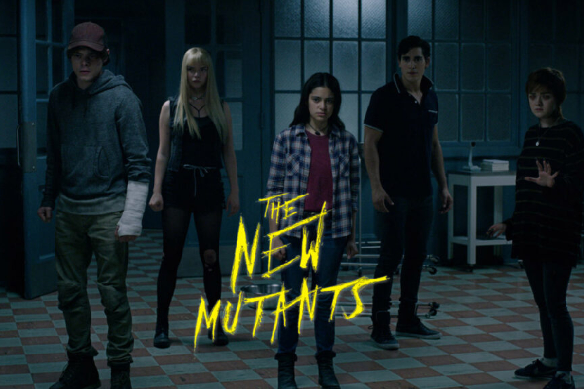 Revelan primera escena de The New Mutants en la Comic-Con