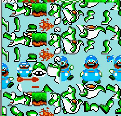 Filtración de Nintendo, Personajes De Nintendo, Yoshi Diseño