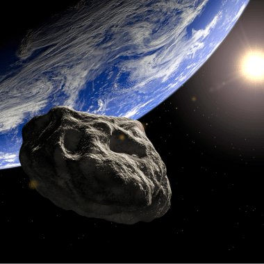 Asteroide Tierra Gravedad NASA