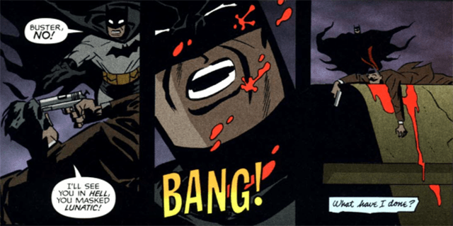 Batman Ego de Darwyn Cooke fue inspitación para The Batman de Matt Reeves