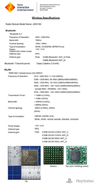 Lista Cetificación Sony de PlayStation5