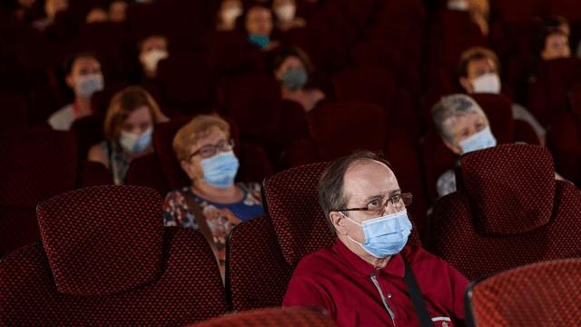 Lista cines abiertos CDMX