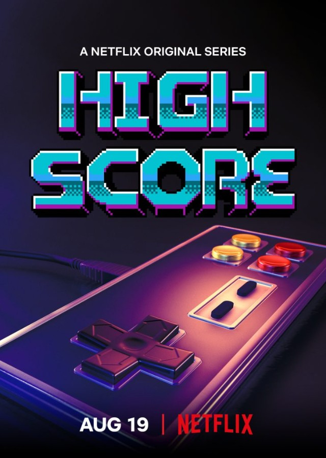 Netflix Documental High Score