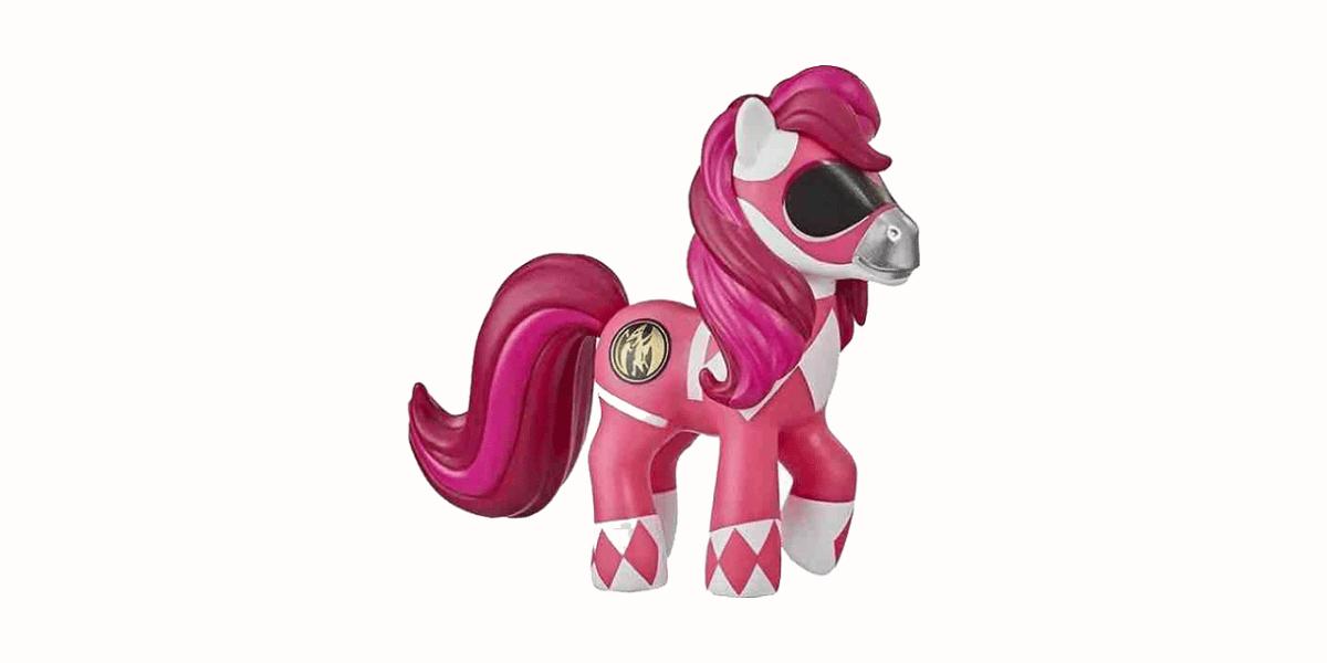 Power Rangers My Little Pony