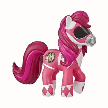 Power Rangers My Little Pony