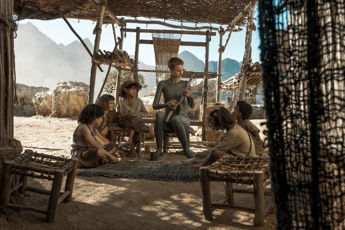 Raised by Wolves Ridley Scott Trailer