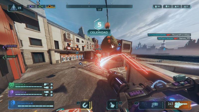 Reseña: Hyper Scape, Battle Royal veloz y gratis de Ubisoft