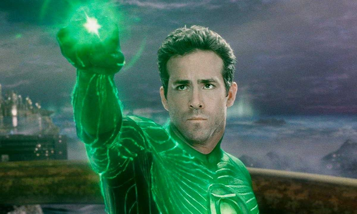 Ryan Reynolds Green Lantern Tom Cruise