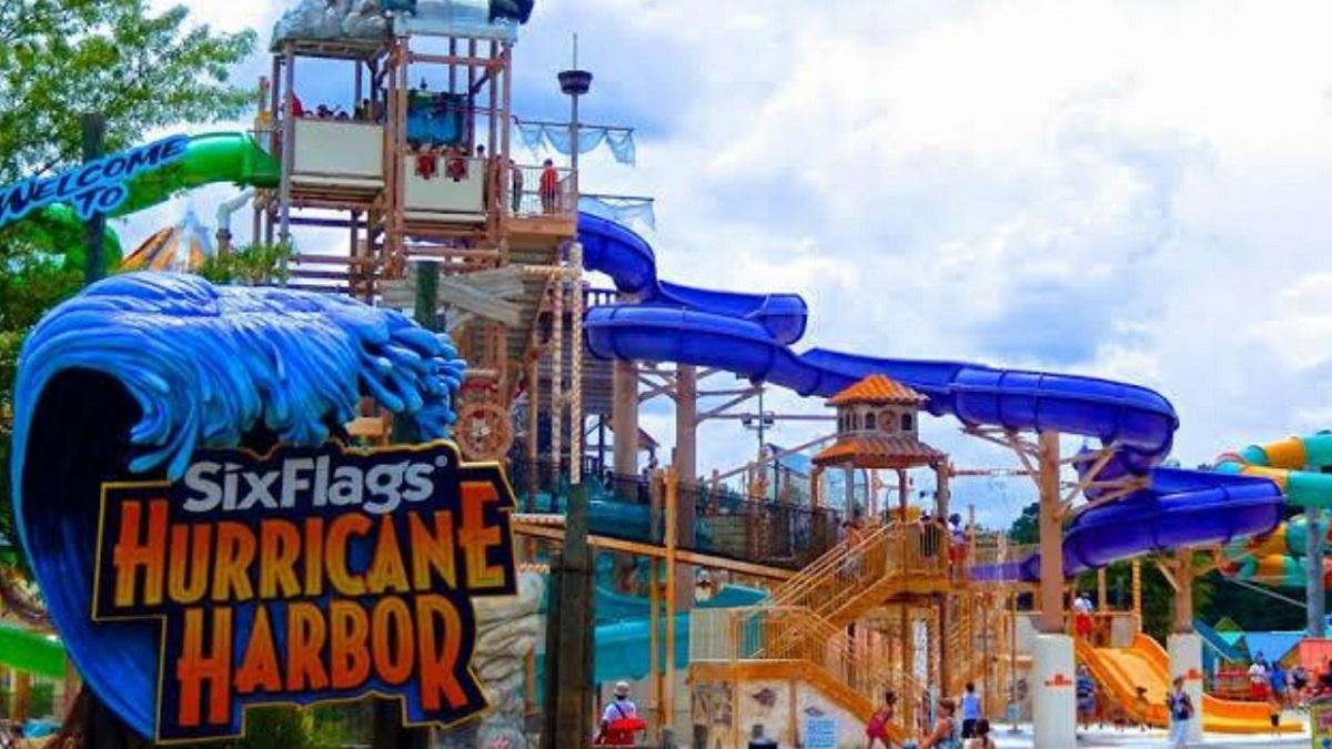 Six Flags Hurricane Harbor Oaxtepec Fecha Reapertura