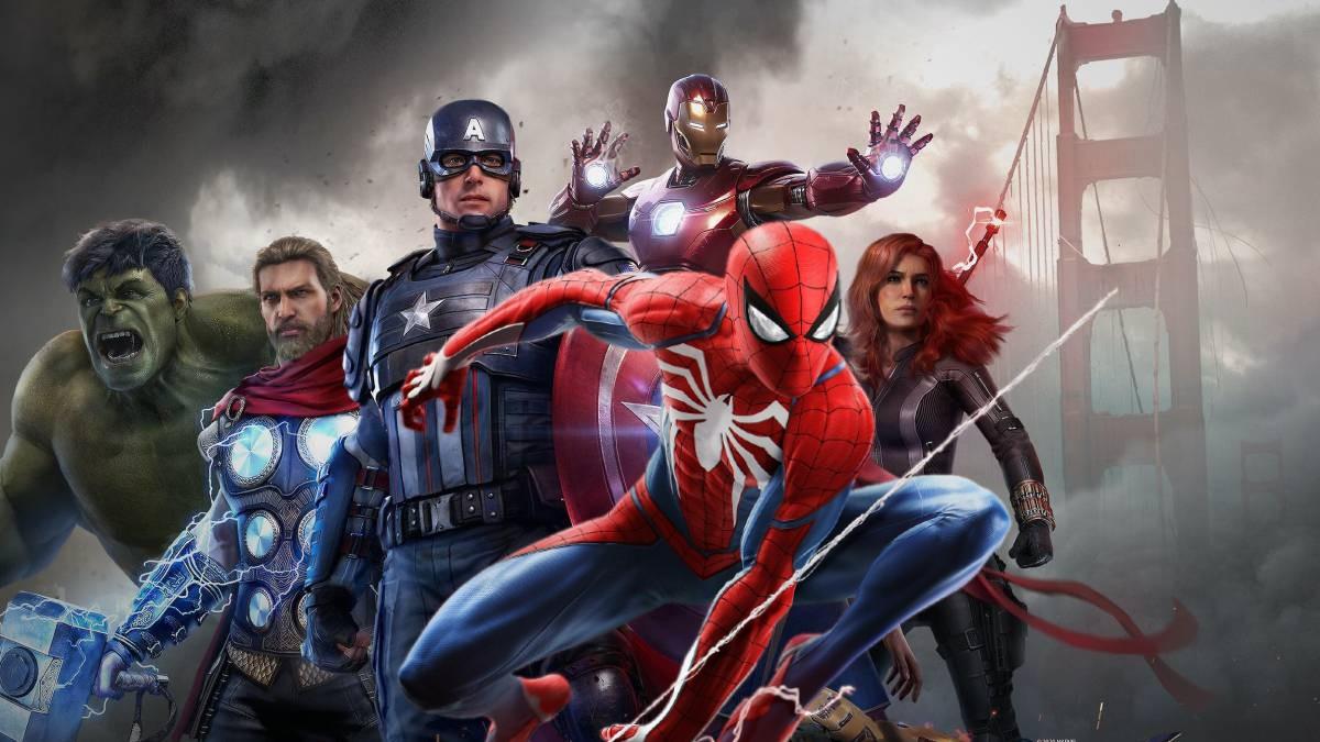 Spider-Man Llegará Marvel´s Avengers