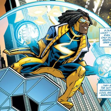 Static Comics
