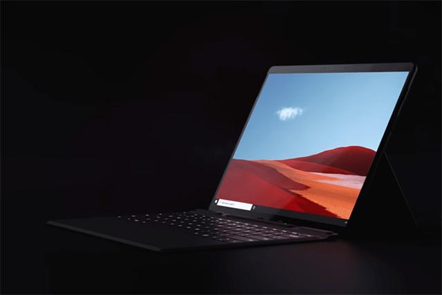 Surface Pro X en México