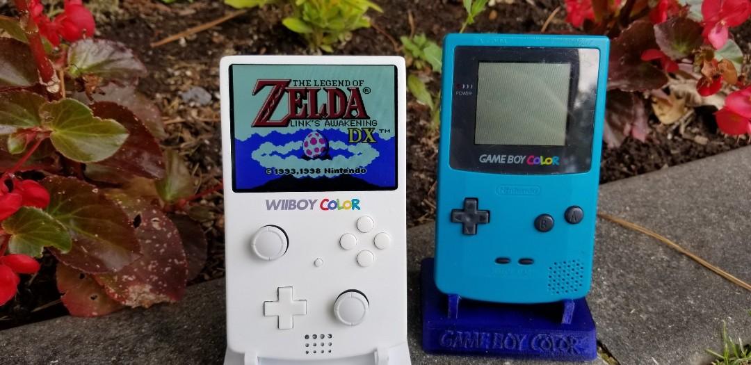 Wii Boy Color Game Boy Color