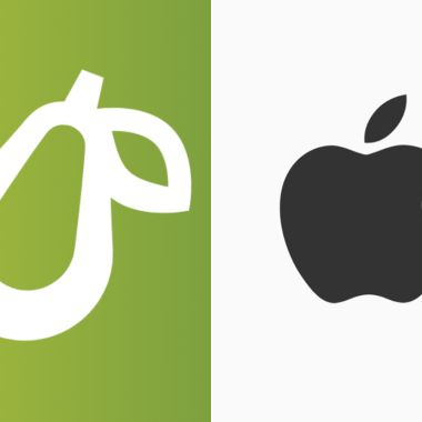 Apple demanda a Prepear, app de comida, por logo similar