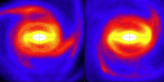 Científicos resuelven la paradoja de la barra galáctica, que explica el movimiento de la Vía Láctea