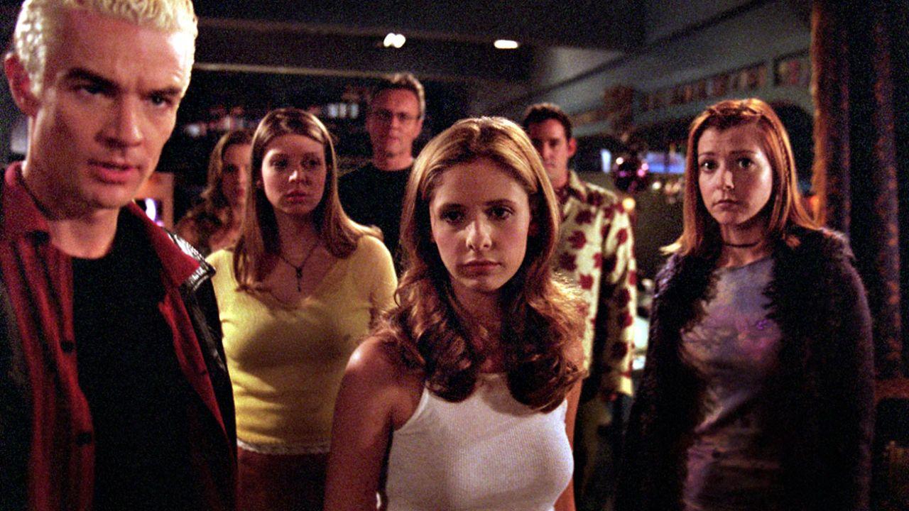 Buffy, la cazavampiros y todo lo que llega a Amazon Prime en septiembre