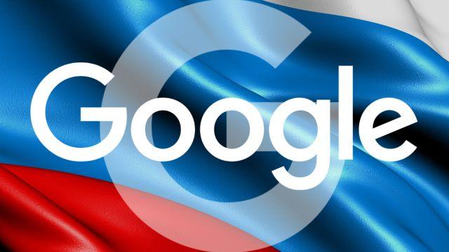 Rusia multa a Google por romper ley de seguridad informática