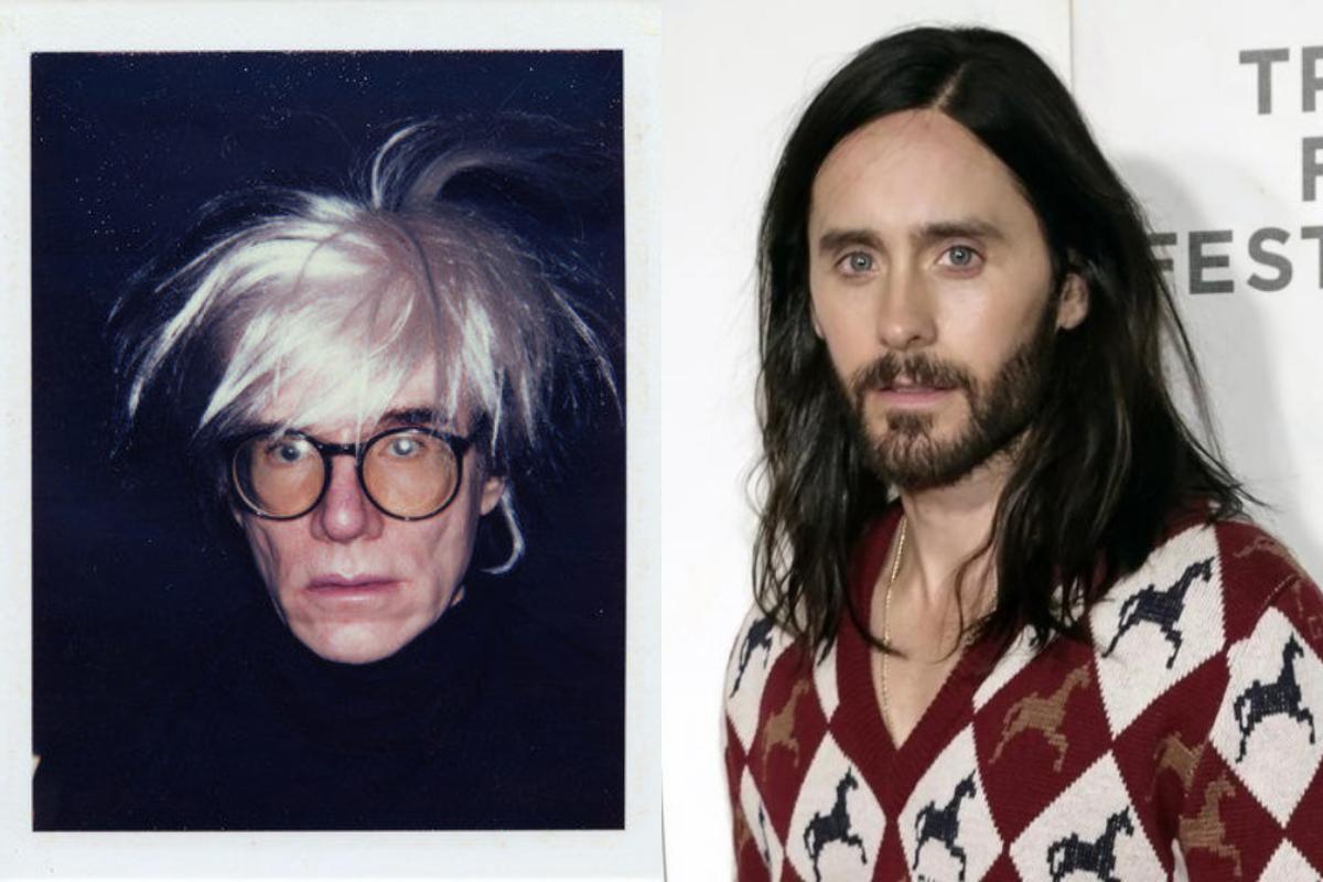 Jared Leto será Andy Warhol en una nueva película