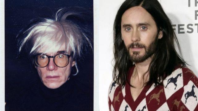 Jared Leto será Andy Warhol en la biopic del artista pop