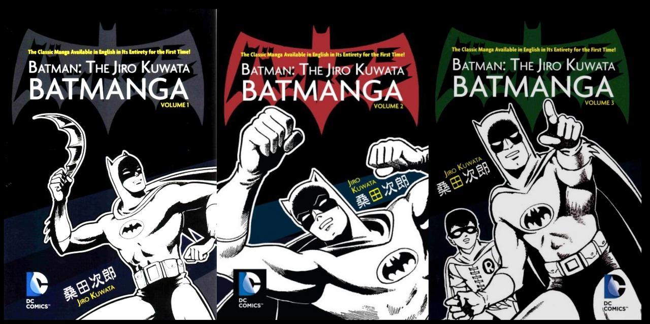 Confirman muerte de Jiro Kuwara, autor del manga de Batman