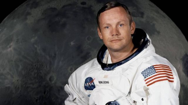 Por qué Neil Amstrong fue el primer hombre en pisar la Luna