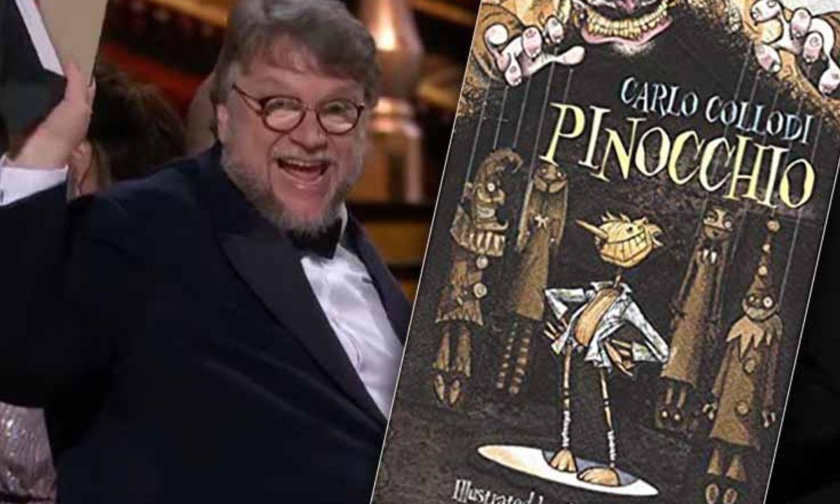 Revelan reparto de Pinocchio, película de Guillermo del Toro