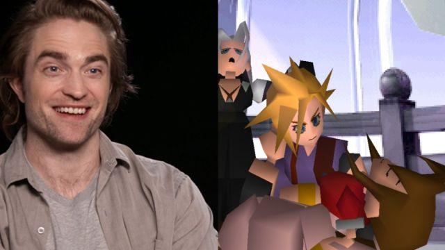 Robert Pattinson revela cuál es su videojuego favorito