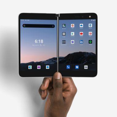 Surface Duo de Microsoft se lanzará al mercado en septiembre