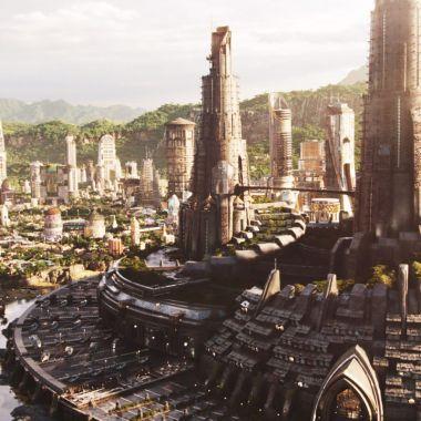 Whoopi Goldberg pide que construyan un Wakanda en Disney