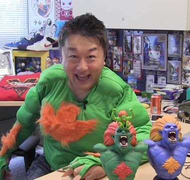 Yoshinori Ono, productor de Street Fighter, se va de Capcom