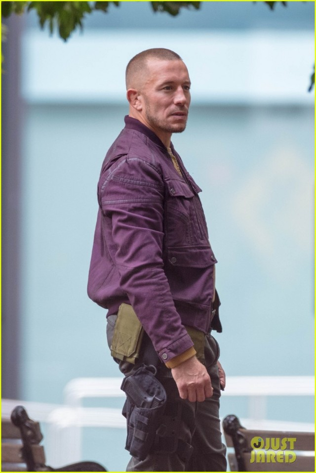 Batroc Falcon Winter Soldier